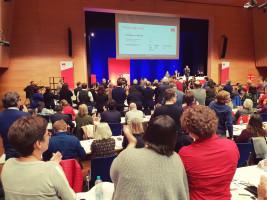 Weitermachen! Die SPD hat viel zu tun. Das Wochenende in Bad Windsheim war ein guter und arbeitsreicher Anfang