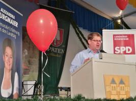 Harte Kritik an der CSU von SPD-Bundesvize Ralf Stegner