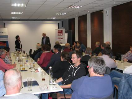 OVV-Konferenz Hirzinger Publikumsbild