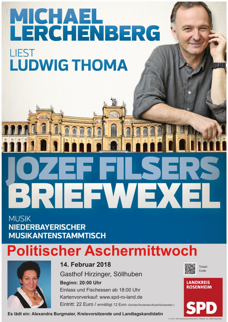 Lerchenberg Plakat Bild